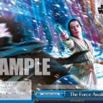The Force Awakens(ヴァイスシュヴァルツ「スターウォーズ」収録クライマックスレアCR)