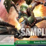 bounty hunter - ボバ・フェット(ヴァイスシュヴァルツ「スターウォーズ」収録クライマックスコモン)