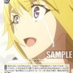レティシア ルーラー(ヴァイスシュヴァルツ「Fate/Apocrypha:フェイト・アポクリファ」収録コモン)