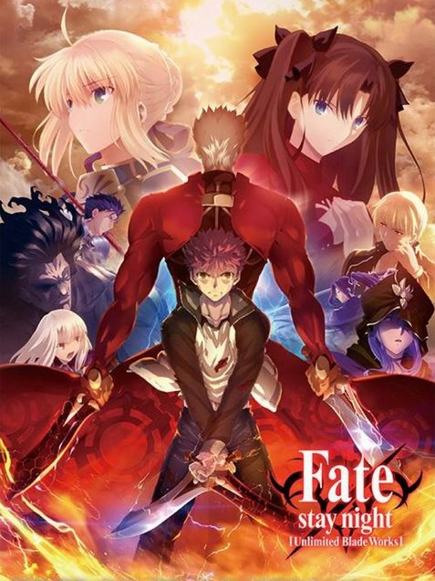 ヴァイスシュヴァルツ「ブースターパック Fate/stay night Unlimited Blade Works Vol.Ⅱ」