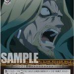 """""""変貌""""黒のランサー(WS「ブースター Fate/Apocrypha:フェイト・アポクリファ」収録コモン)"""