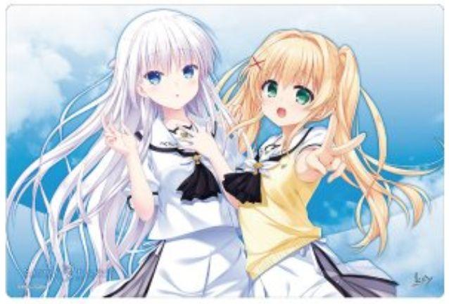 【サプライ】サマポケ(Summer Pockets)のスリーブ&デッキホルダー&ラバーマット&ストレイジBOXが2019年9月6日に発売決定!