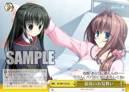 最後のお見舞い 音姫・クライマックス(WS「サーカス 20th Anniversary」収録)