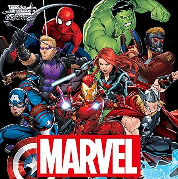 【カードリスト】WS「BP Marvel/Card Collection」収録カードリスト情報まとめ【ヴァイスシュヴァルツ】